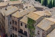 Dächer der Toskana 2
