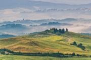 Toscana Nella Nebbia 1