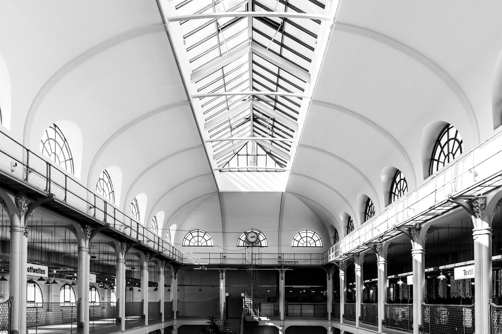 Dresden - Markthalle