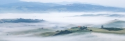 Toscana nella nebbia 9